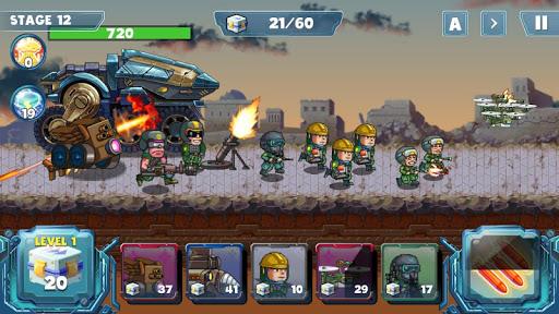 Télécharger gratuit Guerre de défense APK MOD 2