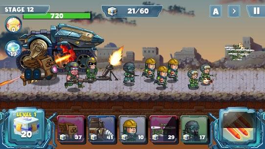 Defense War MOD (Unlimited Supplies) 2