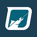FishAngler - Fishing Maps, Forecast & Logbook App icon