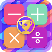 Math Genius Challenge Game - Learning Math Game Android APK Download Free By A.M Interactive