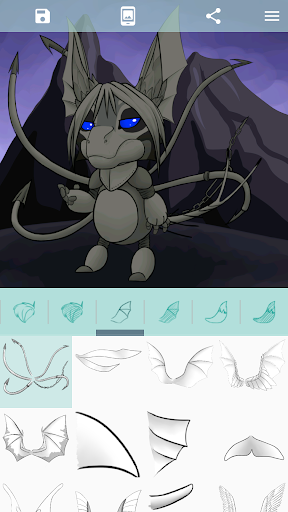 Avatar Maker: Fantasy Chibi screenshot 6