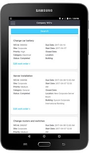 GoMax Mobile CMMS EAM Software- screenshot thumbnail
