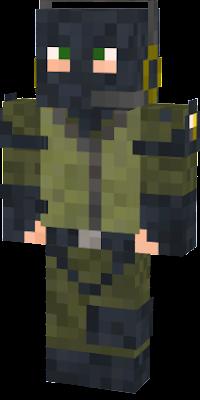 Msf Soldier Nova Skin