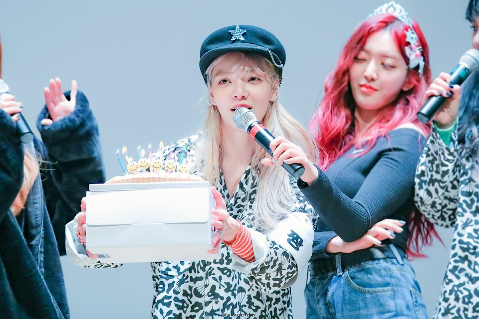 aoa birthday candles 5