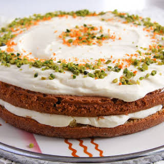 Carrot Cake With Orange Juice Recipes.