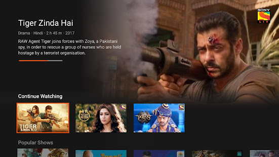 SonyLIV - TV Shows, Movies & Live Sports Online TV - Apps