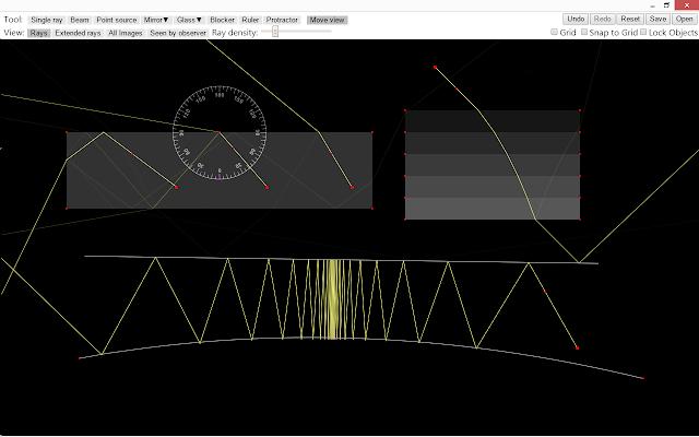 Ray Optics Simulation