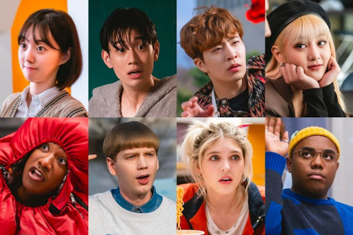 """Get To Know The Characters From Korean Sitcom """"So Not Worth It"""""""