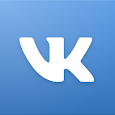 VK — live chatting & free calls icon
