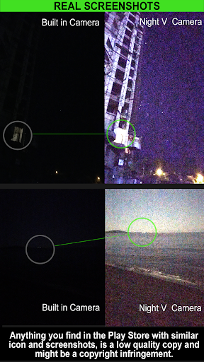 Night Camera (Photo & Video) 2.5 screenshots 2