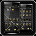 Carbon Black G4 Techy Theme icon