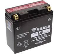 YUASA MC batteri 12Ah YT14B-BS lxbxh=150x70x145mm