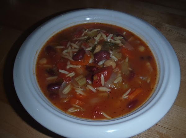 Vegano Zuppa Recipe