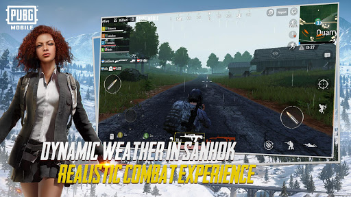 PUBG MOBILE 0.10.0 screenshots 5