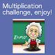 Multiplication challenge (game)