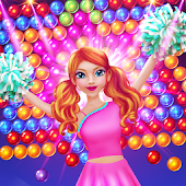 Cheerleaders Star Bubble Android APK Download Free By Thank For Games