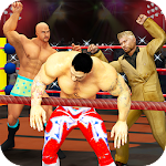 Men Wrestling Mania: PRO Wrestler Cheating Manager Icon