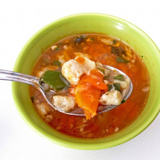 Slow Cooker Fish Stew.