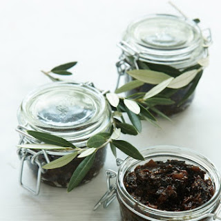 Fig and Olive Chutney.