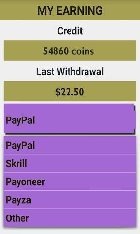 android Real Money Earning Screenshot 9