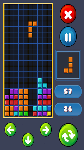 Block Tetris for PC