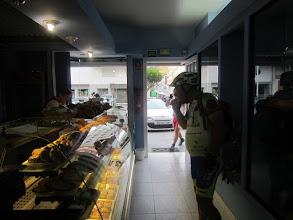 Photo: Ricardo cargando as pilas para a ruta...