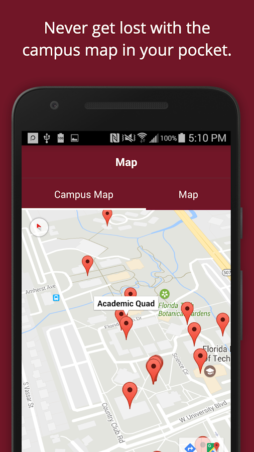 Florida Tech Orientation- screenshot