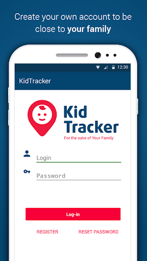 KidTracker Parent