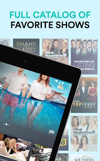 Bravo: Stream TV - Watch TV Series & Live Stream 7.12.1 screenshots 12