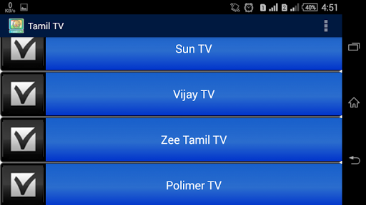 Tamil TV app (apk) free download for Android/PC/Windows