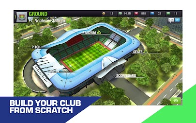Top Eleven 2019 -  Be a Soccer Manager APK screenshot thumbnail 13
