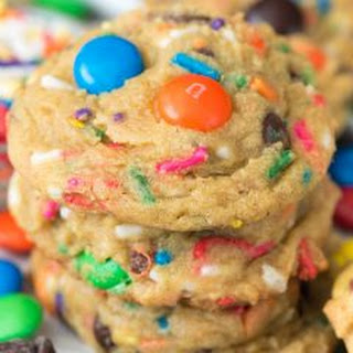 M And M Cookies With Pudding Recipes