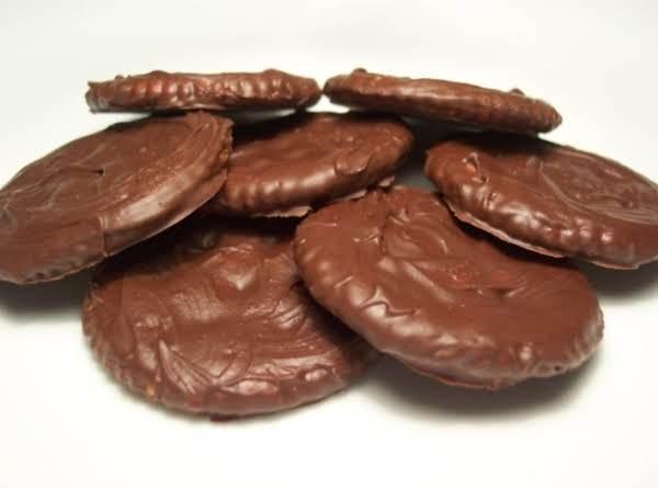 Ritz Mint Cookies