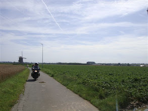 Photo: onderweg