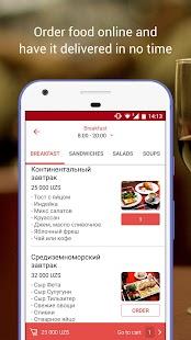 Stolik - Food Delivery & Reservations in Tashkent - náhled