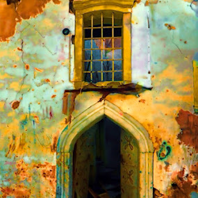 Traditional House by Musaab Sami Al-Obeidy - Digital Art Places ( traditional house )