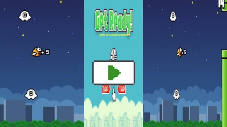 Flappy bird APK screenshot thumbnail 10