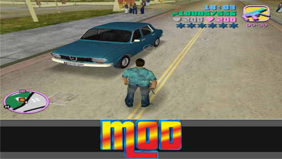 Cheat for -Grand Theft Auto: Vice City 2k17 - náhled