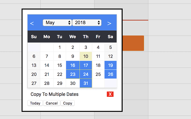 Google Calendar Plus