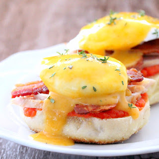 Kentucky Hot Brown Eggs Benedict Recipe
