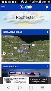 News 8 Weather screenshot 0