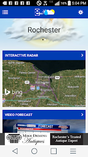 News 8 Weather- screenshot thumbnail