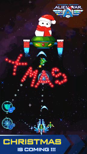 Alien War - Spaceship Shooter (Unreleased)  screenshots 1