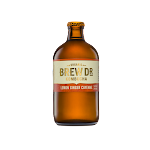 Brew Dr. Kombucha Lemon Ginger Cayenne