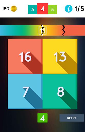 数字益智游戏:Pixelite
