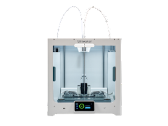 Factory-Refurbished Ultimaker S5 Dual Extrusion Large-Format 3D Printer