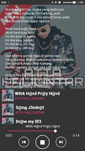 Download Atta Gen Halilintar Dj Offline Lyric Terbaru Apk