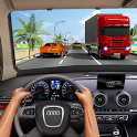 Traffic Highway Car Racer icon