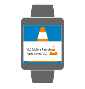VLC Mobile Remote - PC & Mac Screenshot