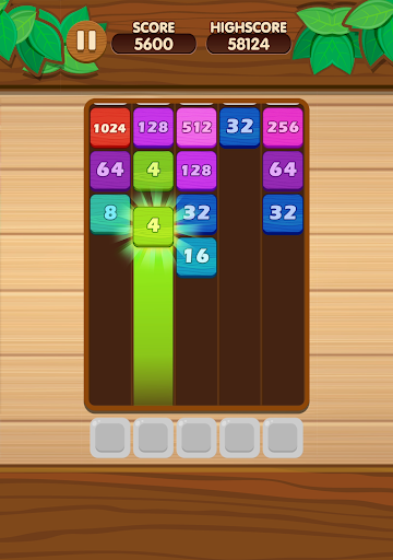 2048 Shoot & Merge Block Puzzle painmod.com screenshots 11